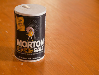 Salt: The Misconception with a Twist