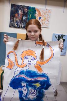 Подготовительное отделение художественной школы17