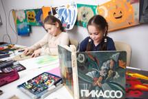 Рисование для детей–лучшая гимнастика для мозга!