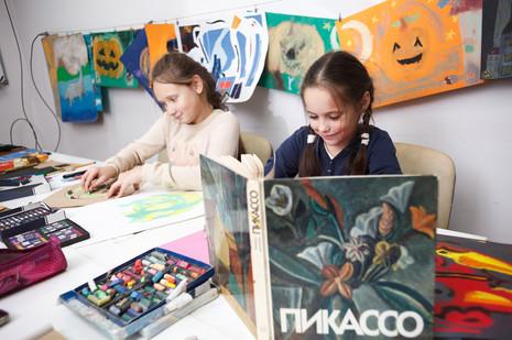 Подготовительное отделение художественной школы4