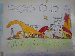 динозавры1