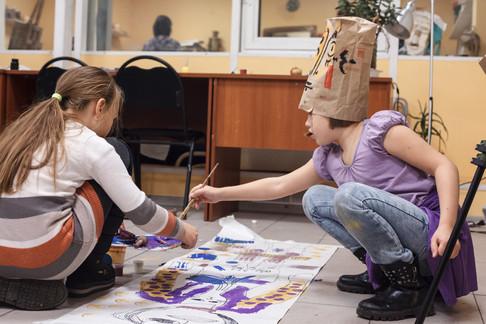 Подготовительное отделение художественной школы14