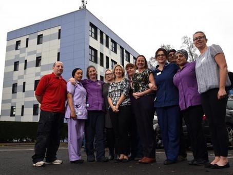 December 2018 – Transformation of Bradford's Newborn Baby Unit