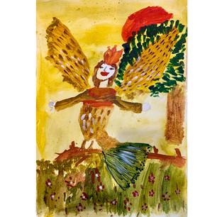 птица Сирин2