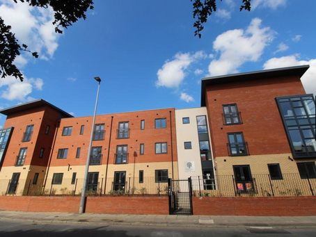 July 2018 – Broughton Place Apartments ready to Rent.
