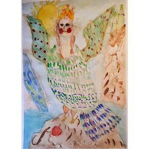 птица Сирин1