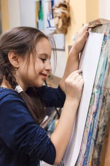 Подготовительное отделение художественной школы16