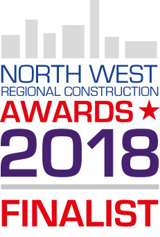 July 2018 – NW Construction Awards 2018 Finalist.
