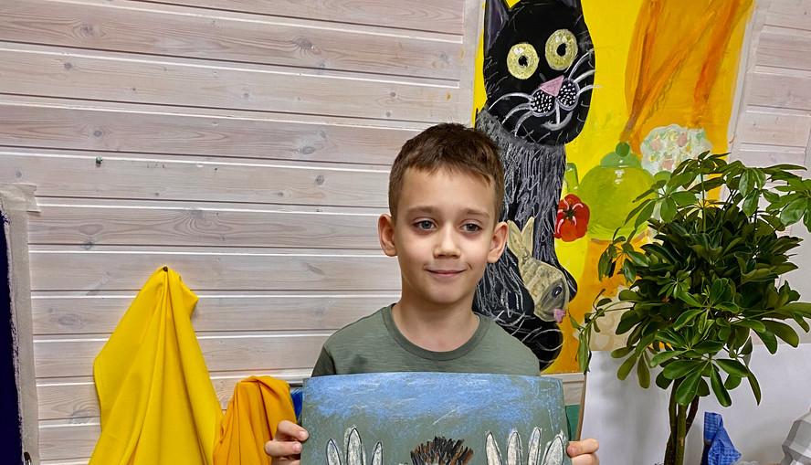 рисование для детей в Долгопрудном