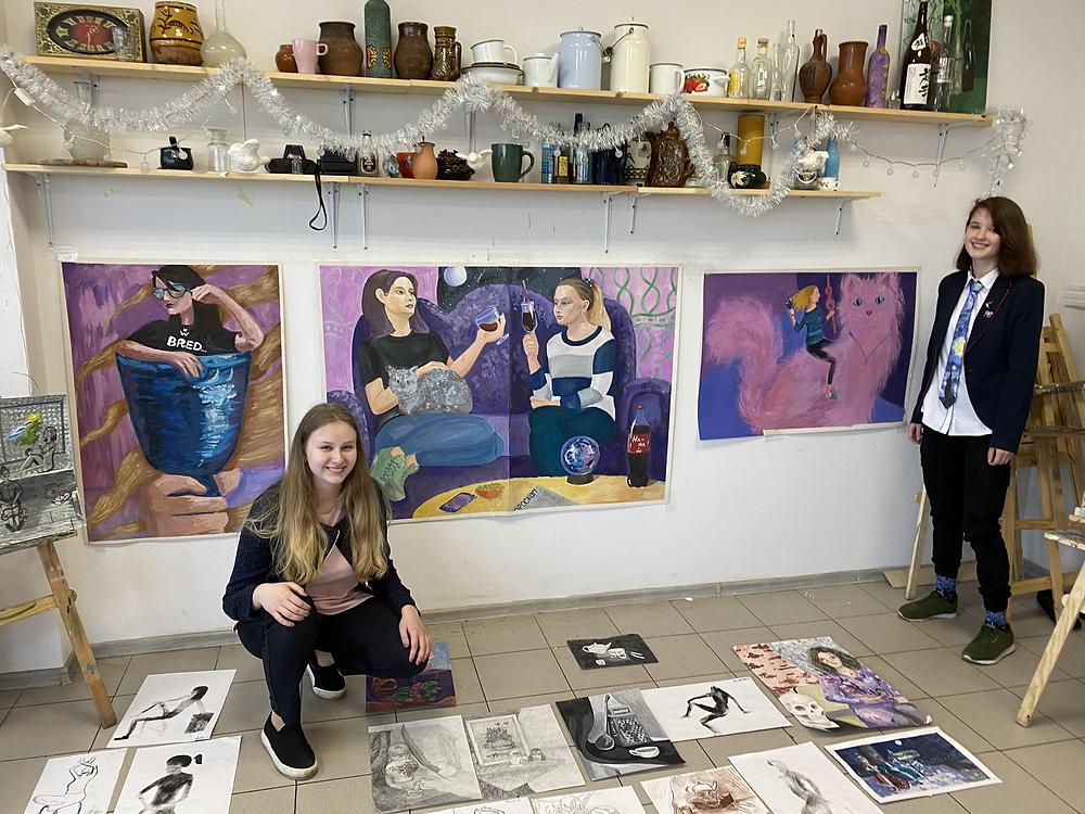 художественная школа в долгопрудном