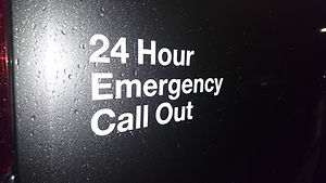 24hr call out wems