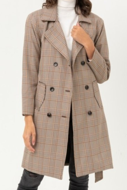 Fall Trench