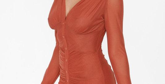 Copper Dress