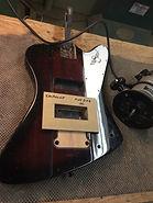 Bruton Guitars, guitar reair, routing for pickups