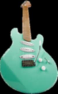 Bruton Guitars, Hampden doublecut