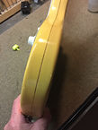 Bruton Guitars, guitar refinishing