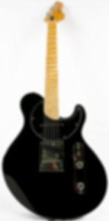 Bruton Guitars, Hampden uppercut