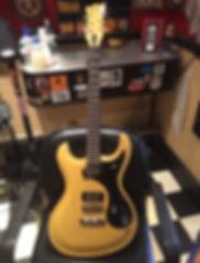 Bruton Guitars, Mosrite copy