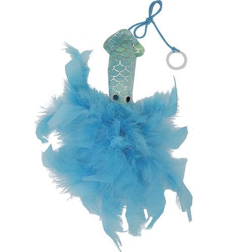 MERMAID SQUID - BLUE