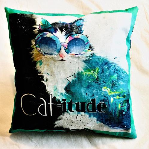 SASSY CAT CATNIP PILLOWS