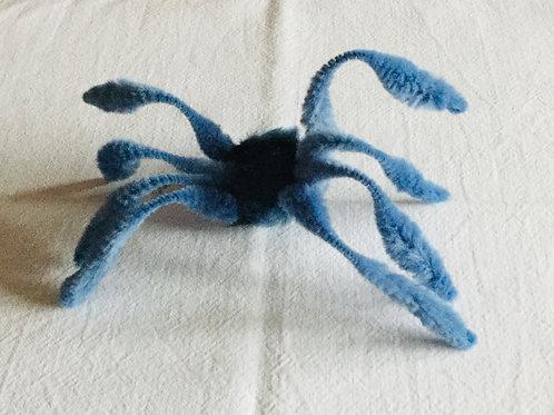 CATNIP SPIDER - SAPPHIRE BLUE