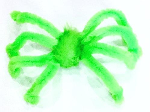 CATNIP SPIDER - LIME GREEN