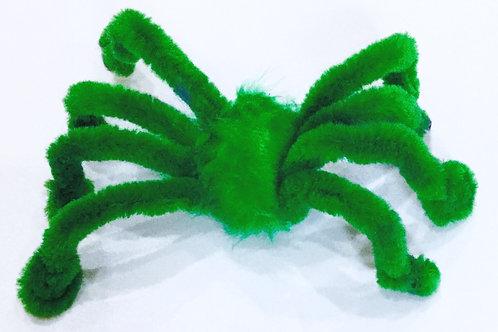 CATNIP SPIDER - EMERALD GREEN