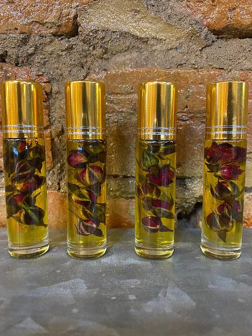 Roll on perfume - Rose Geranium