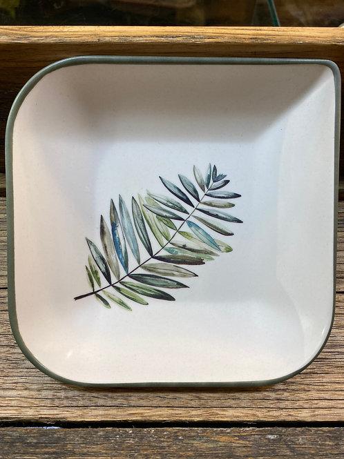 Bamboo fibre side bowl