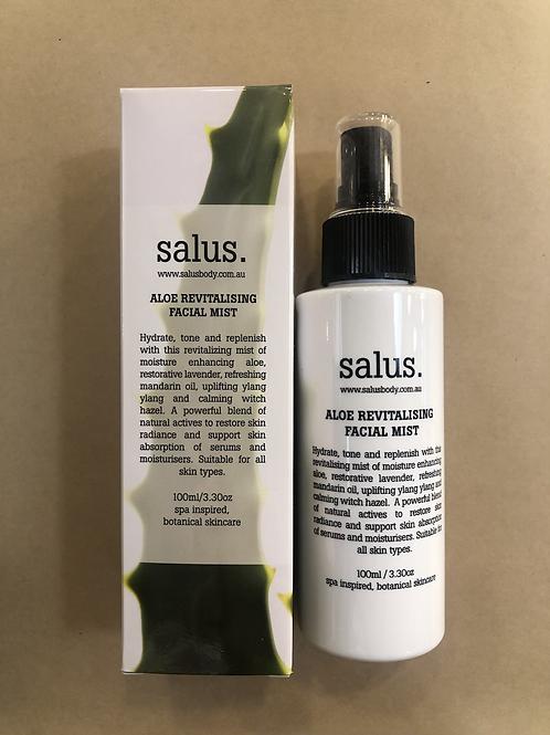 'Salus' Aloe revitalising facial mist
