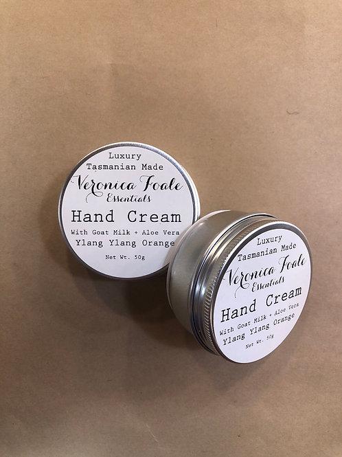 'Veronica Foale' Hand cream - Ylang Ylang Orange
