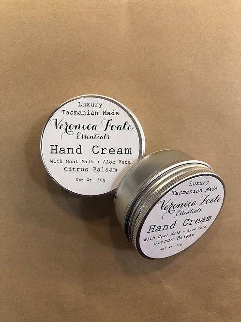 'Veronica Foale' Hand cream - Citrus Balsam