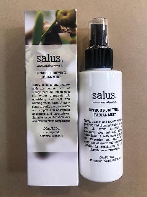 'Salus' Citrus purifying facial mist