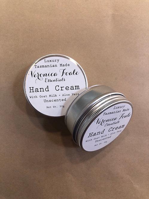 'Veronica Foale' Hand cream - Unscented