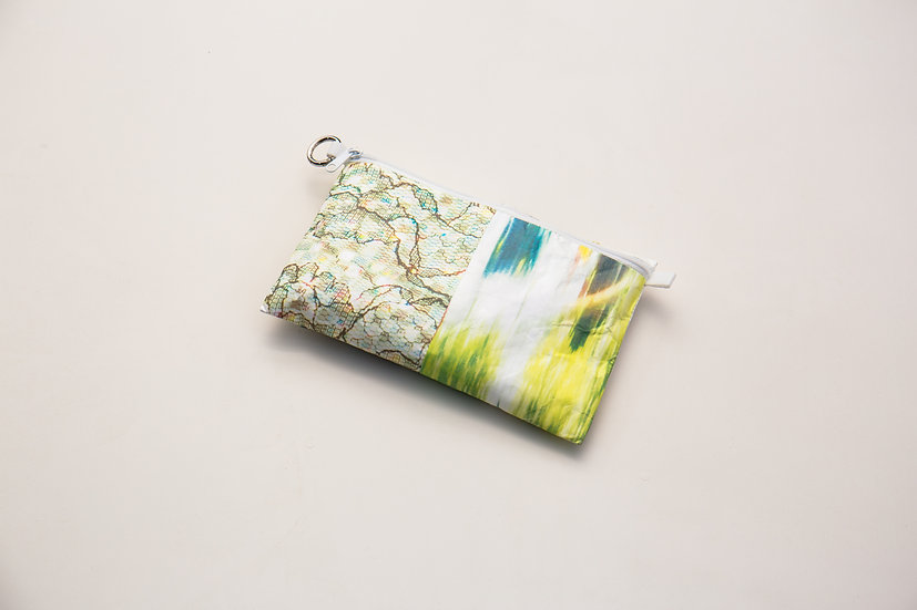 New City Camouflage Utility Pouch