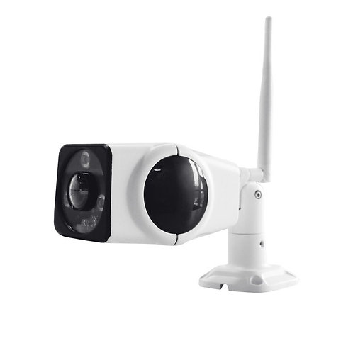 2MP 180° Viewing Angle Outdoor Starlight Wi-Fi IP Camera