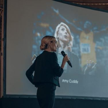 Charline Caron conférence