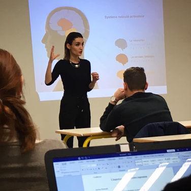 Conference première impression