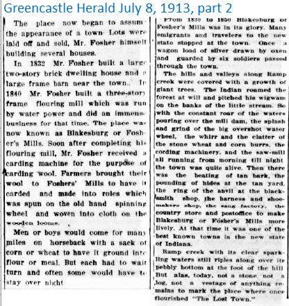 Greencastle Herald July 8 1913 part 2