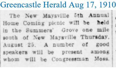 Greencastle Herald Aug 17 1910 5th annua
