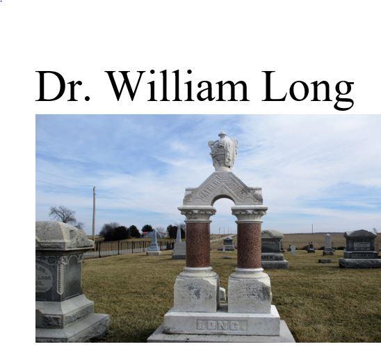 Dr William Long