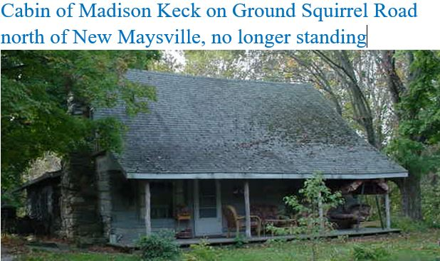 Madison Keck cabin