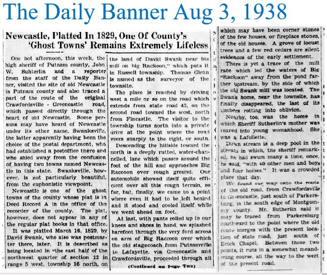 The Daily Banner Aug 3 1938