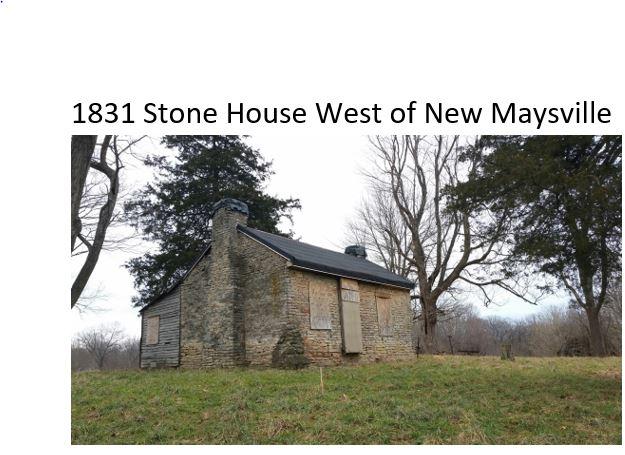 1831 Stone House