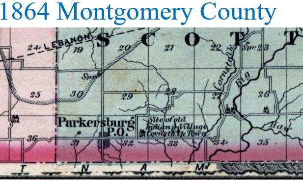 1864 Montgomery County