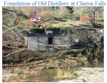 Foundation of Distillery