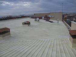trapez-çatı-köpük-yalıtım