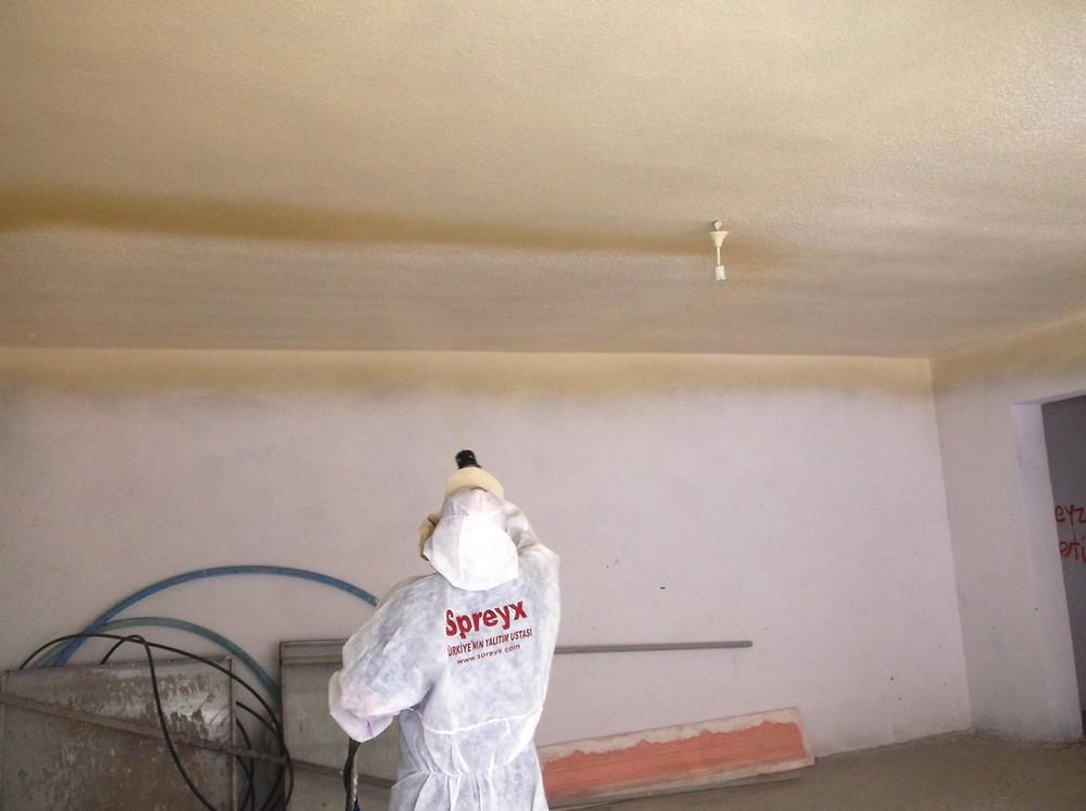 Bodrum garaj tavan yalıtım