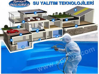 Su Yalıtımında Polyurea Teknolojisi