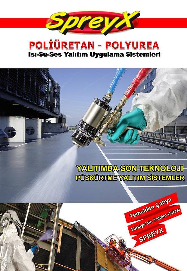 polyuea yalıtım katalog